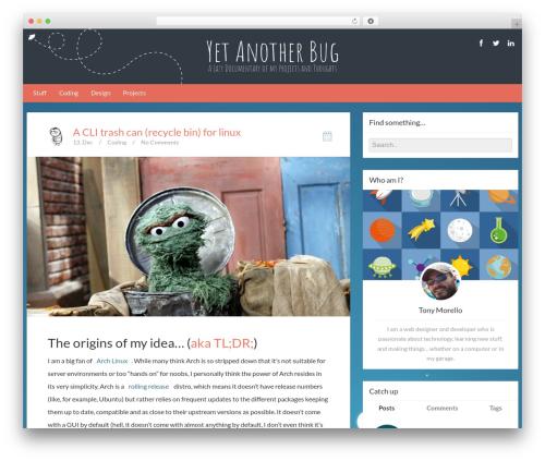Free WordPress Enlighter – Customizable Syntax Highlighter plugin - yetanotherbug.com