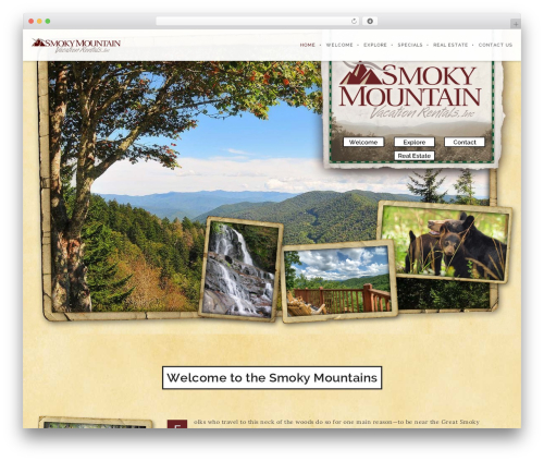 WordPress ut-shortcodes plugin - yoursmokymountaincabin.com