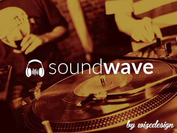WP theme Soundwave Child
