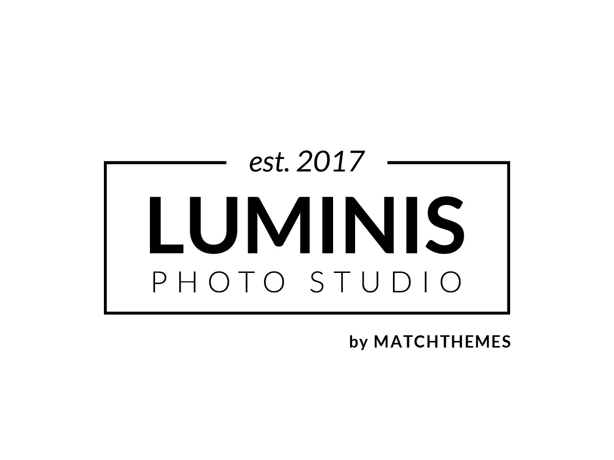 Luminis WordPress photo theme