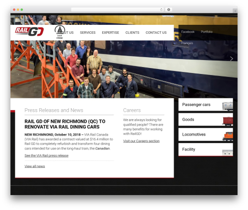 Free WordPress WP Frontpage News plugin by WPCode United