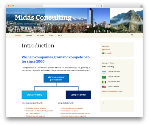 Twenty Thirteen WordPress free download - midasconsulting.com.ar