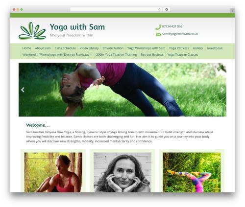 Free WordPress WP Customer Reviews plugin - yogawithsam.co.uk