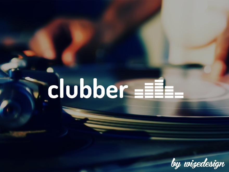Clubber WordPress video template