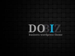 DoBiz company WordPress theme