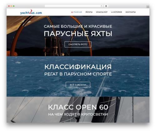 Striking MultiFlex & Ecommerce Responsive WordPress Theme WordPress store theme - yachtrus.com