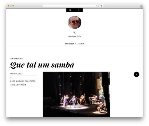 Free WordPress Shashin plugin - ygorcardoso.com