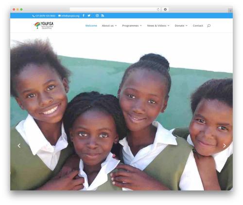 Free WordPress Recurring PayPal Donations plugin - youpsa.org