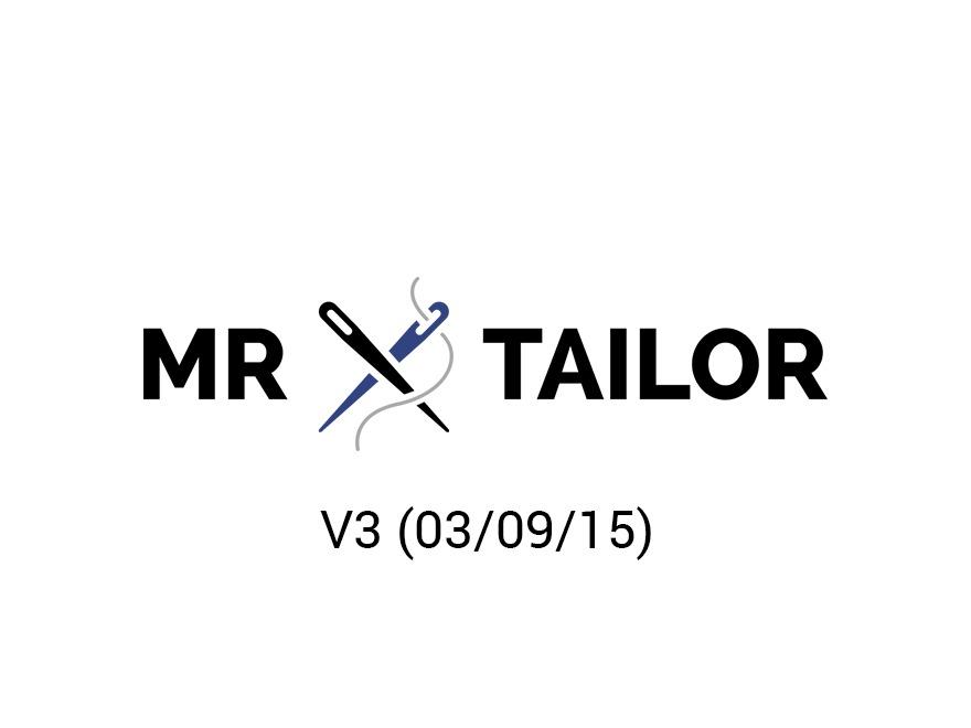 Mr. Tailor WordPress store theme