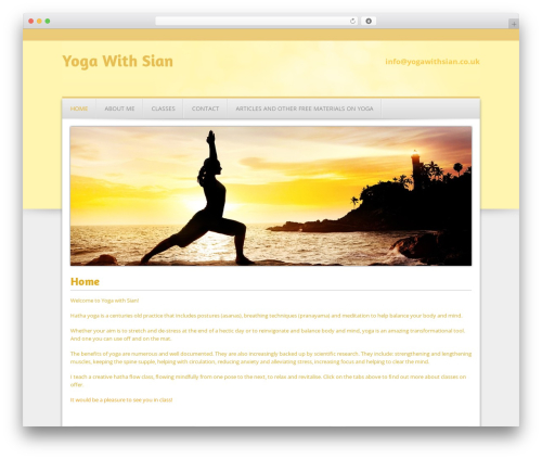 Free WordPress Quotes Collection plugin - yogawithsian.co.uk