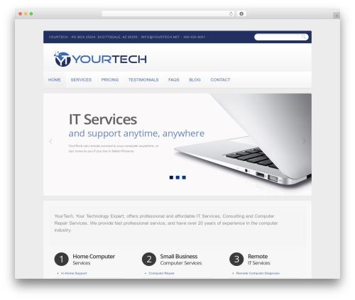theme1741 theme WordPress - yourtech.net