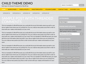 24k Child Theme theme WordPress