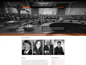 Avvo Websites Theme #9 WordPress theme