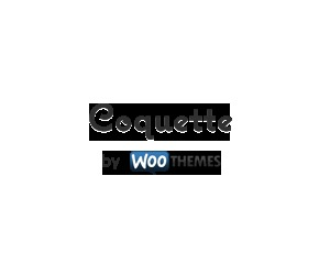 Coquette WordPress website template