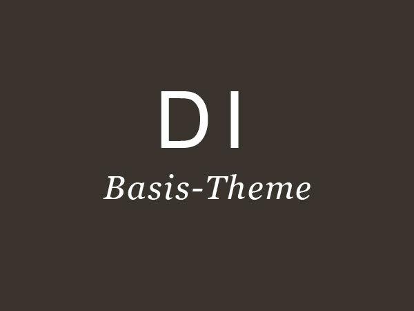 DI Basistheme based on ET Divi WordPress theme