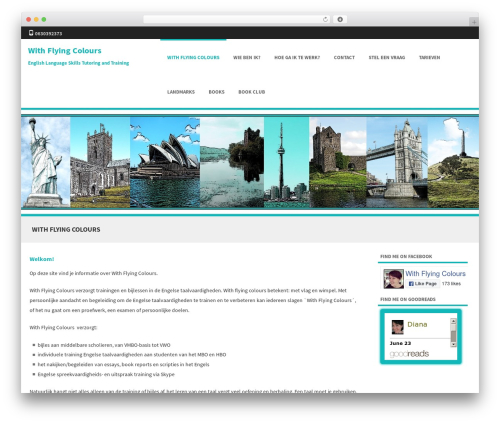 Formation WordPress theme free download - withflyingcolours.nl
