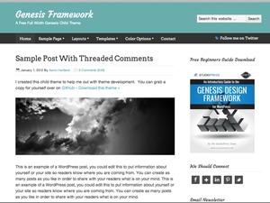Jemma Theme WordPress theme