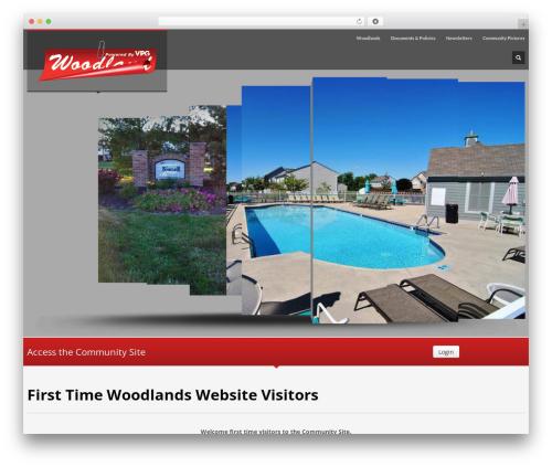 Free WordPress CalPress Calendar plugin - woodlandsky.com