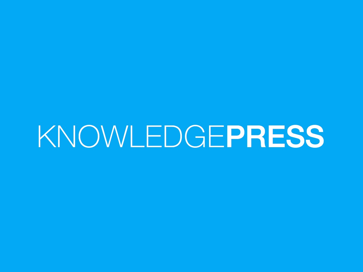 KnowledgePress template WordPress