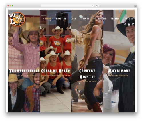 Lambert WordPress theme - westernlove.it