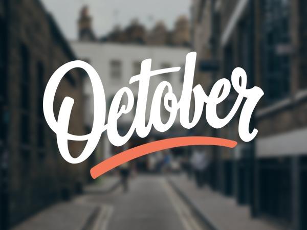 October WordPress shopping theme