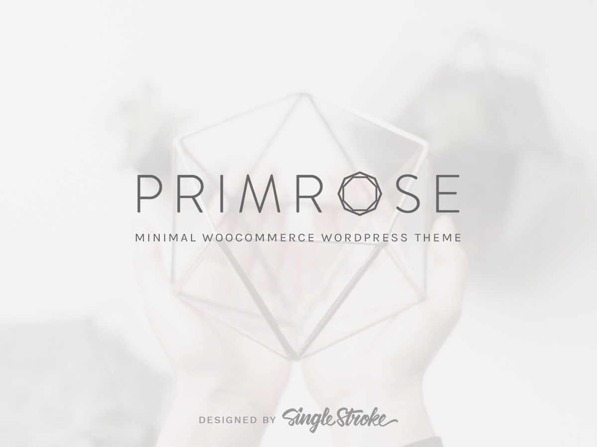Primrose Child WordPress ecommerce theme