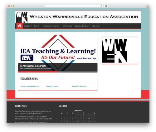 Free WordPress WP Header image slider and carousel plugin - wweaeducators.org