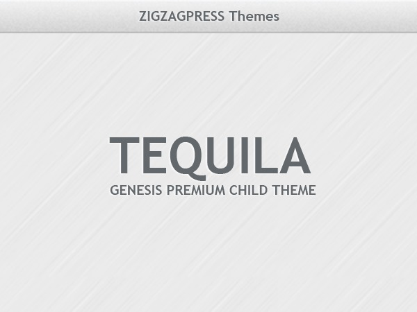 Tequila WP template