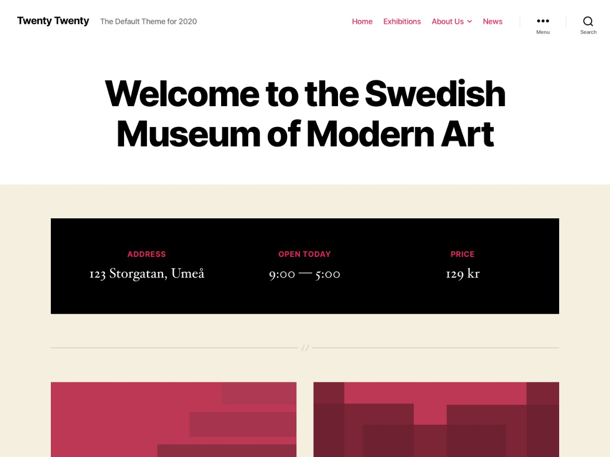 Thrive business WordPress theme