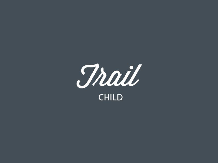 Trail Child best portfolio WordPress theme