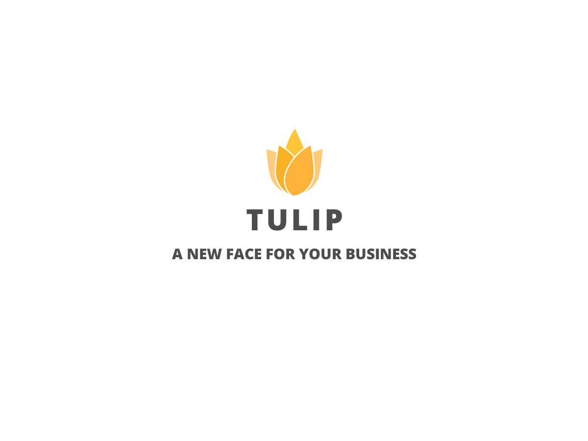 Tulip WP WordPress template for business