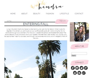 WordPress theme withkendra