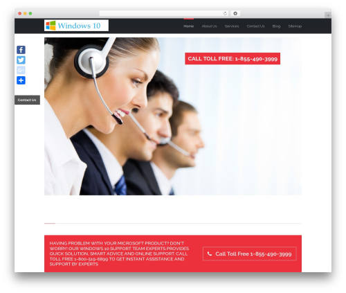 WP template Basix - windows10helpandsupportcenter.com