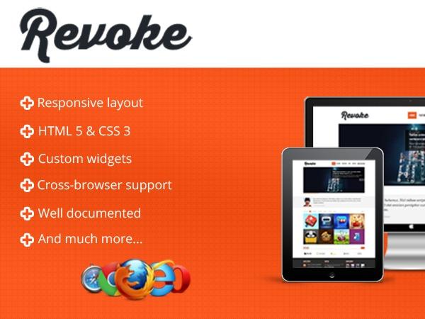 WP template Revoke
