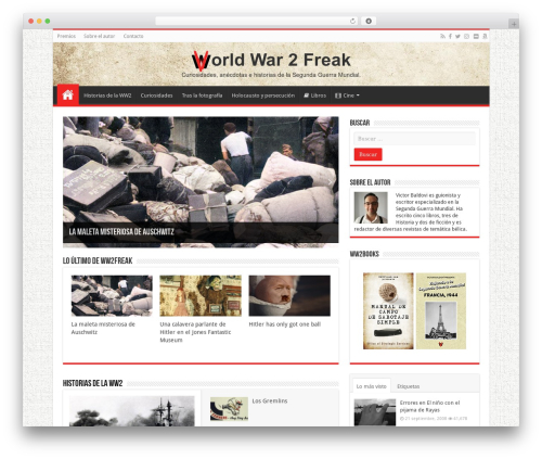 Free WordPress WP Review plugin - ww2freak.com