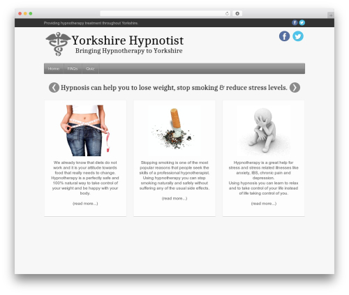 Free WordPress SlickQuiz plugin - yorkshirehypnotist.co.uk