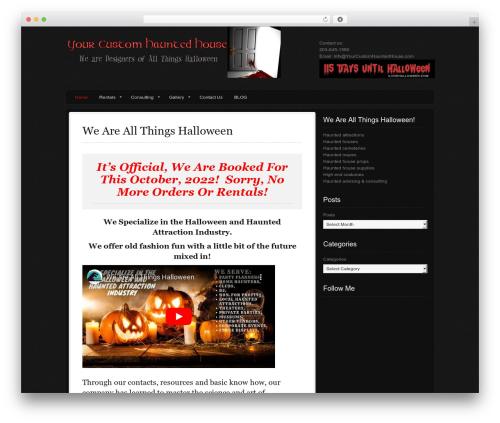 Free WordPress WordPress Follow Buttons Plugin – AddThis plugin - yourcustomhauntedhouse.com