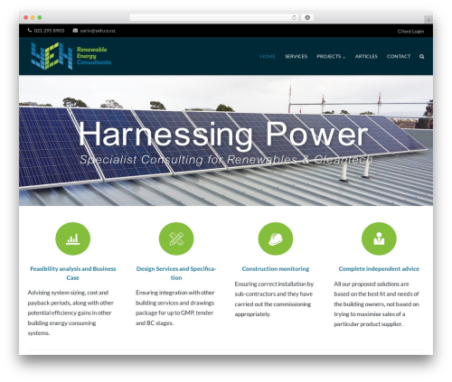 WP template Ultra Premium - yeh.co.nz