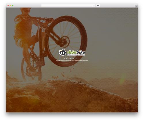 WP theme Wlad Framework - rhoen-bike.de