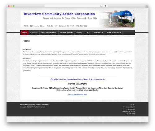Builder WP template - rcacorp.org