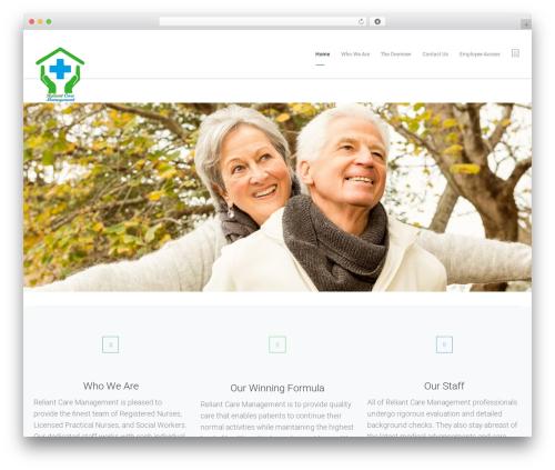 Free WordPress Easy Social Share Buttons plugin - reliantcaremanagement.com