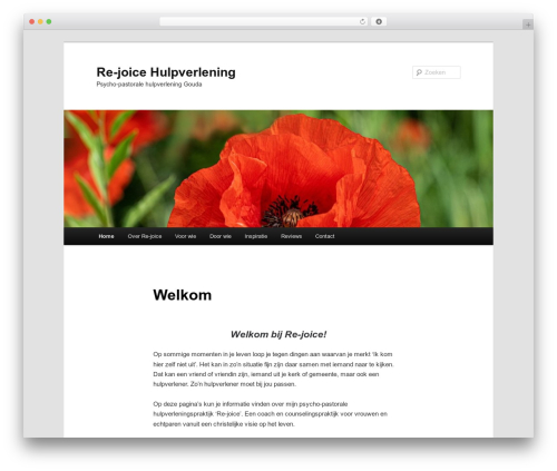 Twenty Eleven theme WordPress free - re-joice.nl