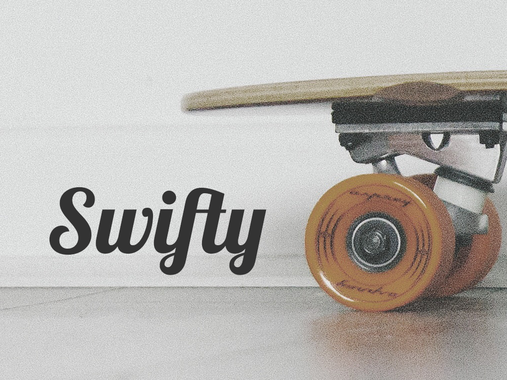 WordPress theme Swifty