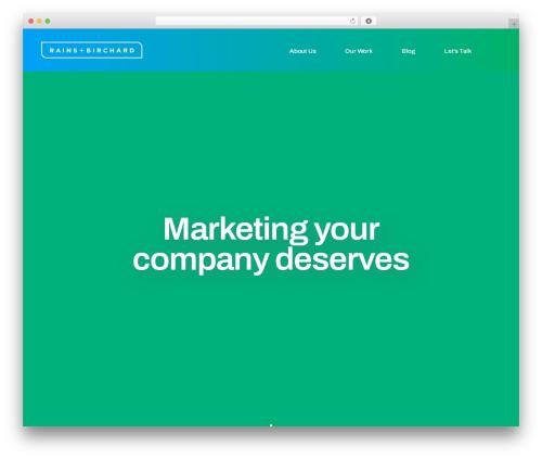 WordPress baslider plugin - rainsbirchardmarketing.com