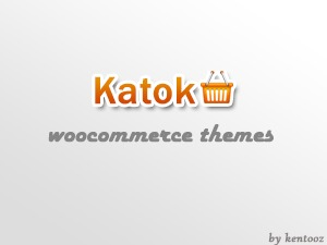 Katoko WordPress store theme
