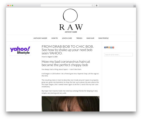 Vogue WordPress free download - rawanthonynader.com