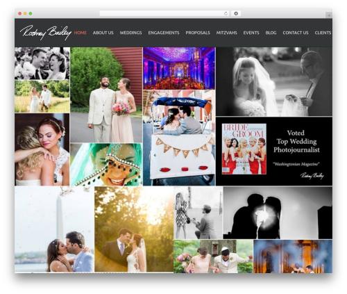 ePix Child photography WordPress theme - rodneybailey.com