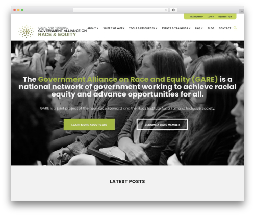 WordPress profile-builder-pro plugin - racialequityalliance.org