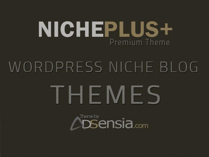 NichePlus+.V301 best WordPress template