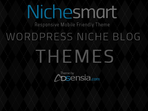 NicheSmart V301 best WordPress theme